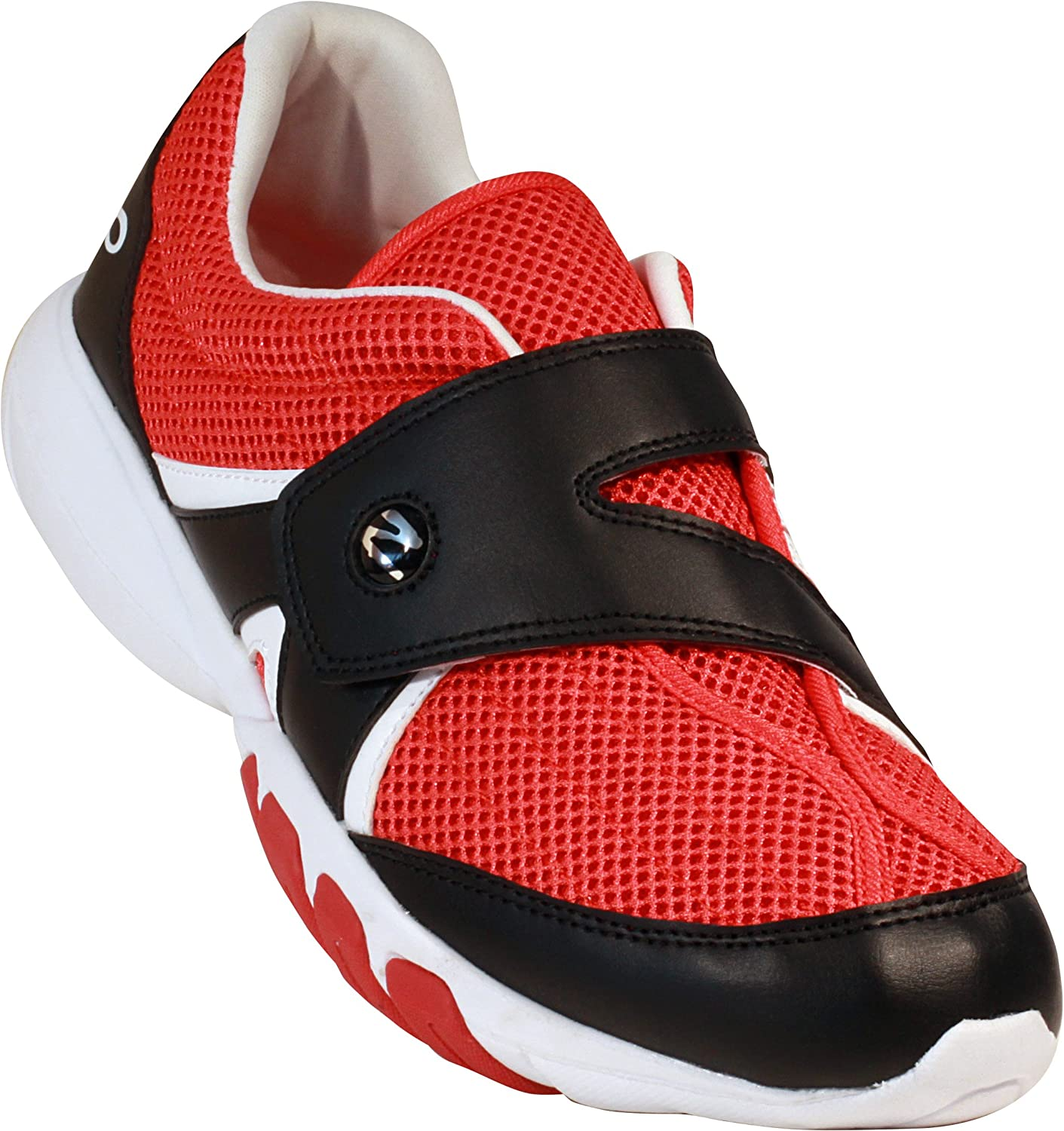 ZEKO Lightweight Fishing, Boating, Outdoor and Athletic Drainable Red Shoe B01N2VCX3B 14 B(M) US Women / 12 D(M) US Men
