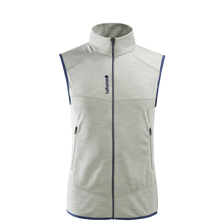 gris XL Lafuma Shift Vest Zipin