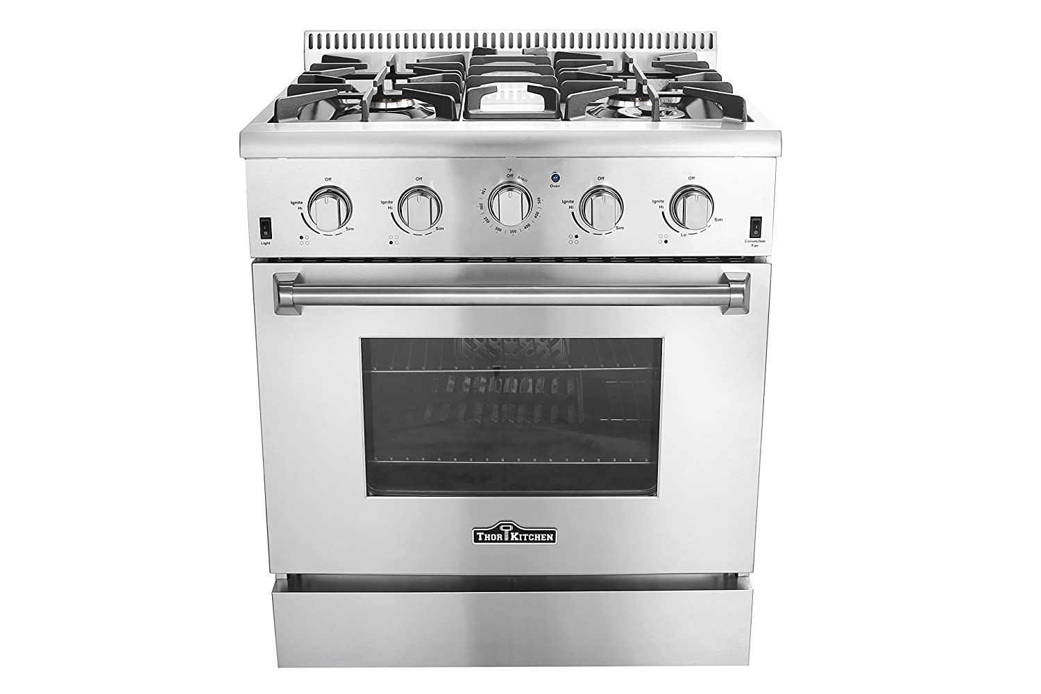 thor 30 gas range reviews