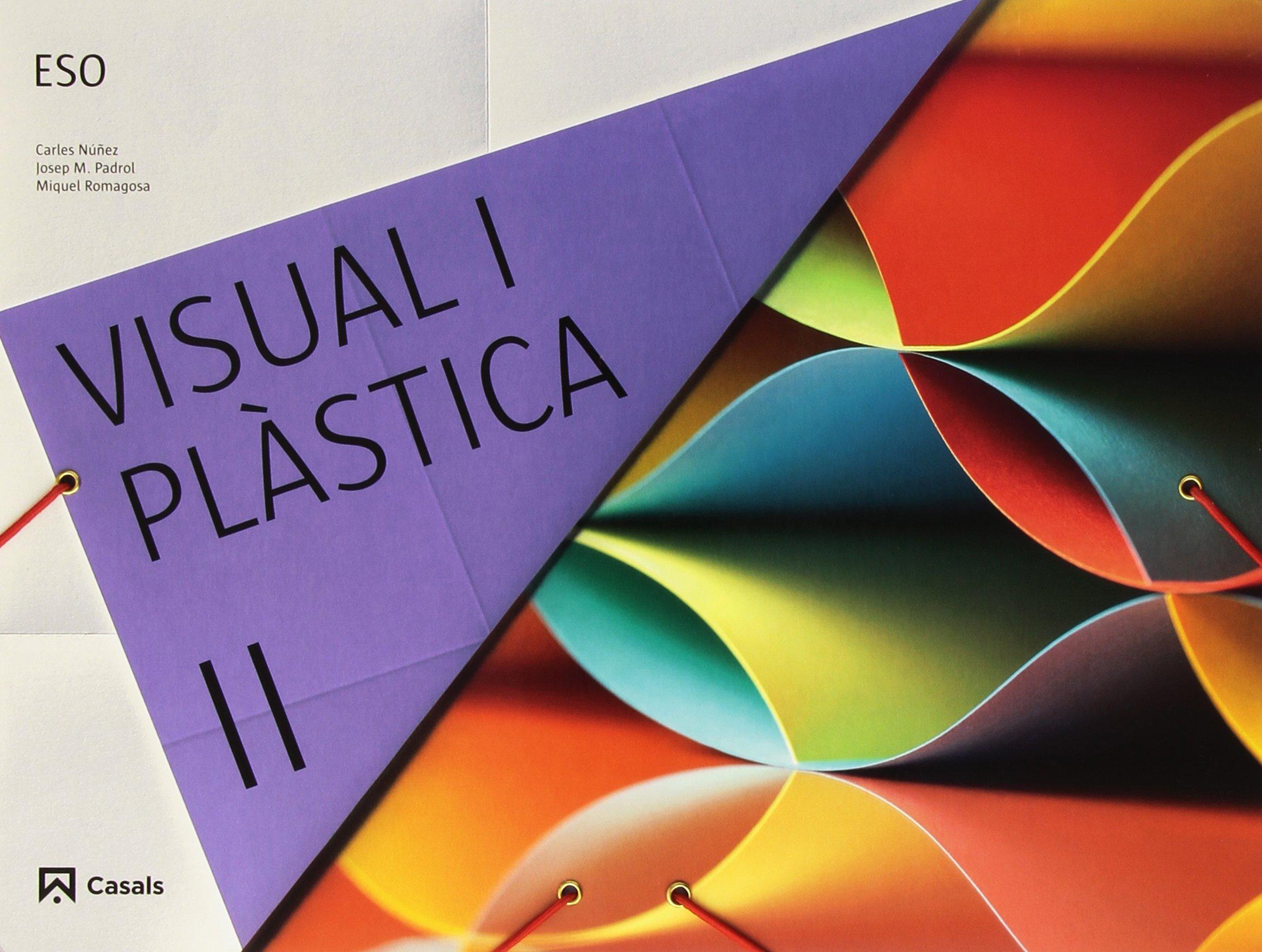 CARPETA Visual i Plàstica II ESO 2015 - 9788421854785: Amazon.es ...