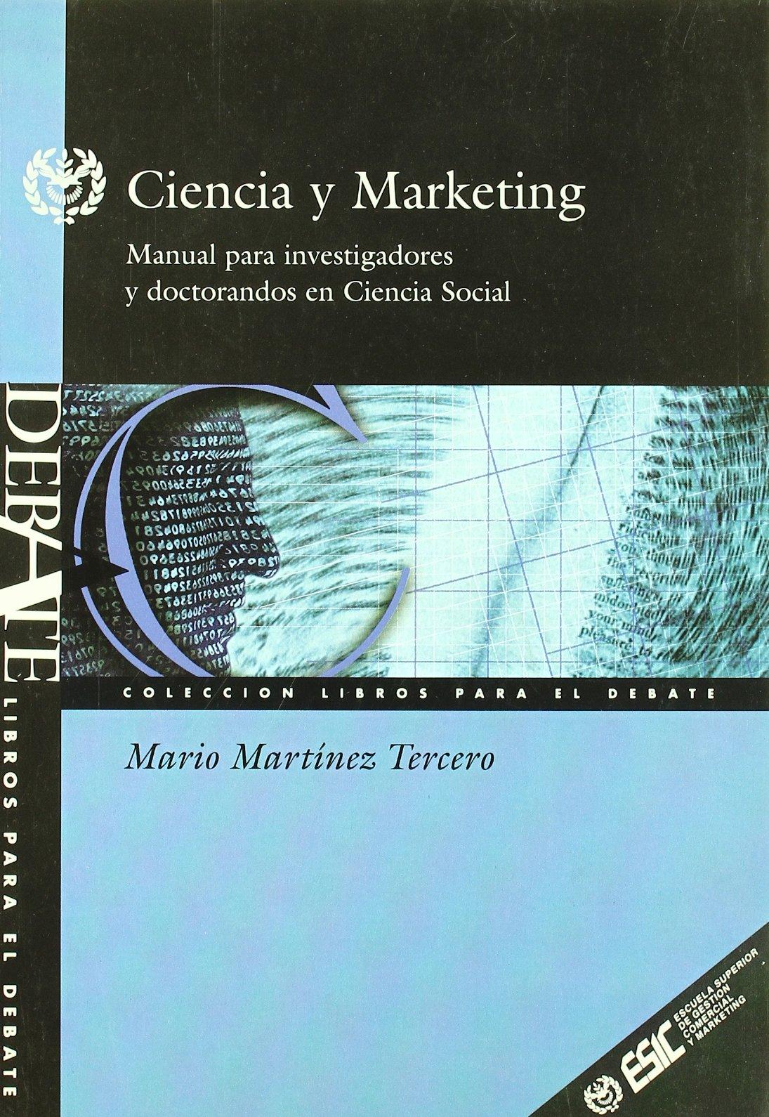 Download Ciencia y Marketing - Manual Para Investigadores (Spanish Edition) PDF