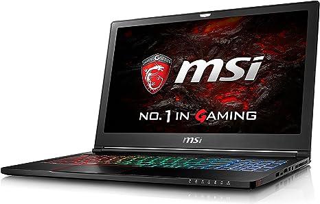 MSI Gaming GS63VR 6RF-033ES - Ordenador portátil de 15.6