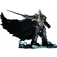 World of Warcraft Arthas Menethil The Lich King DC DIRECT DELUXE 28 CM FİGUR