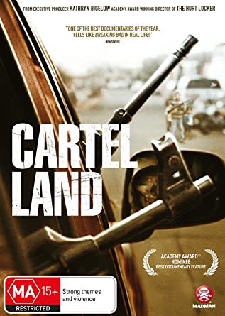 Amazon.com: Cartel Land [Academy Award Nominated Documentary ...
