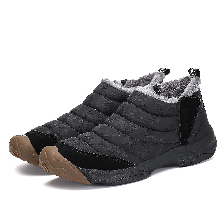 Zapatos Invierno Mujer Botas de Nieve Calientes Antideslizante Al Aire Libre Boots para Hombre: Amazon.es: Zapatos y complementos