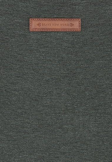 Naketano Damen T Shirt Lorelei VII T Shirt: