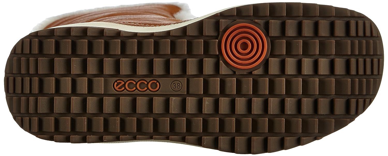 ECCO B00H9IBPDW Women's Trace Tie Hydromax Snow Boot B00H9IBPDW ECCO 39 EU/8-8.5 M US|Amber ade57e