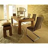 Florenz Esszimmertisch 180x90cm / Esstisch / Tisch / Holztisch / Massivholz    Akazie