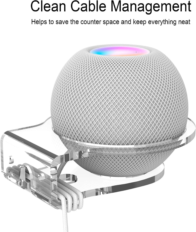 HomePod Mini Cable Organizer Stand