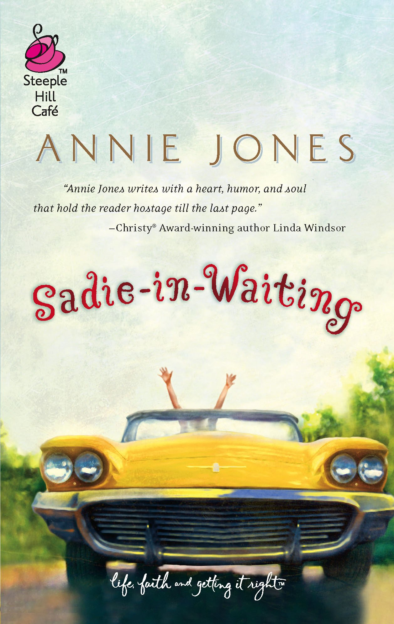 Download Sadie-in-Waiting (Life, Faith & Getting It Right #2) (Steeple Hill Cafe) ebook