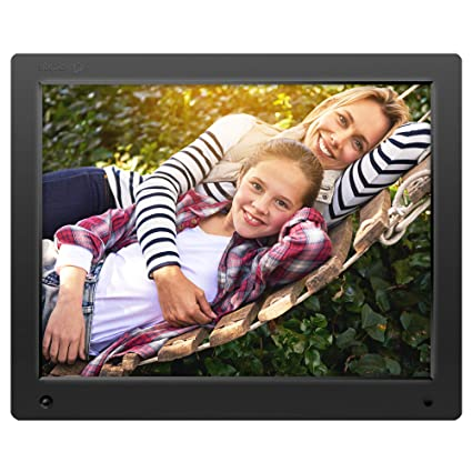 a7cf129b58d Amazon.com   Nixplay Original 15 inch WiFi Cloud Digital Photo Frame.  iPhone   Android App