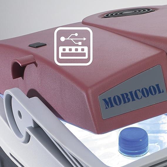 Amazon.es: Mobicool G26 DC - Nevera termoeléctrica portátil ...