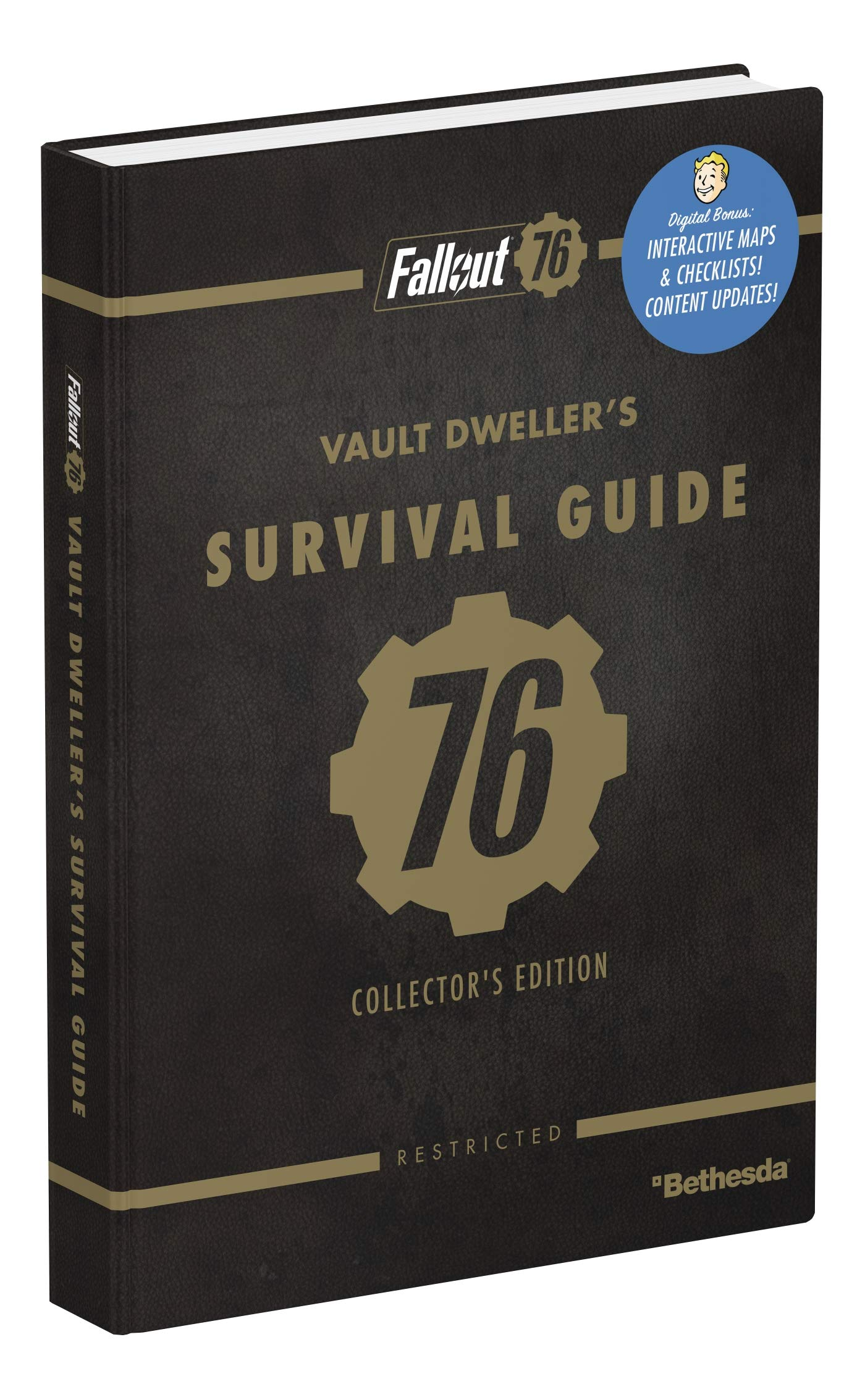 Fallout 76: Official Collector\'s Edition Guide: David ...
