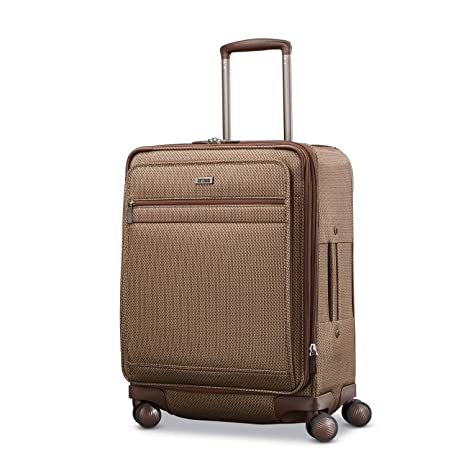 f7c778b8f9 Hartmann Century Domestic Carry On Expandable Spinner Ss Carry-On Luggage