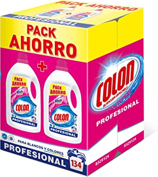 Colon Vanish Powergel - Detergente para lavadora profesional ...