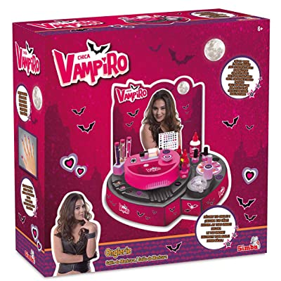 Simba - 109411427 - Chica Vampiro Onglerie Décors Sur Ongles