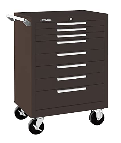 Merveilleux Kennedy Manufacturing 378Xb 27u0026quot; 8 Drawer Industrial Tool Storage  Roller Cabinet With Chest And