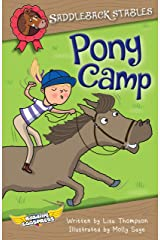 Pony Camp: US version (Saddleback Stables Book 3) Kindle Edition