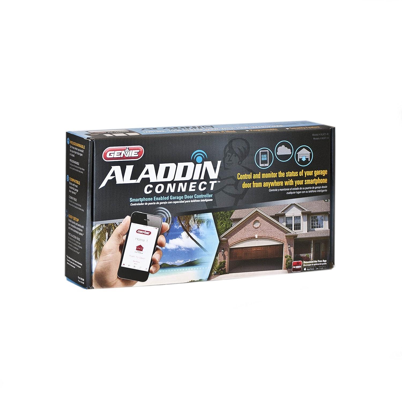 Genie Aladdin Connect Smartphone Enabled Garage Door Controller      Amazon.com