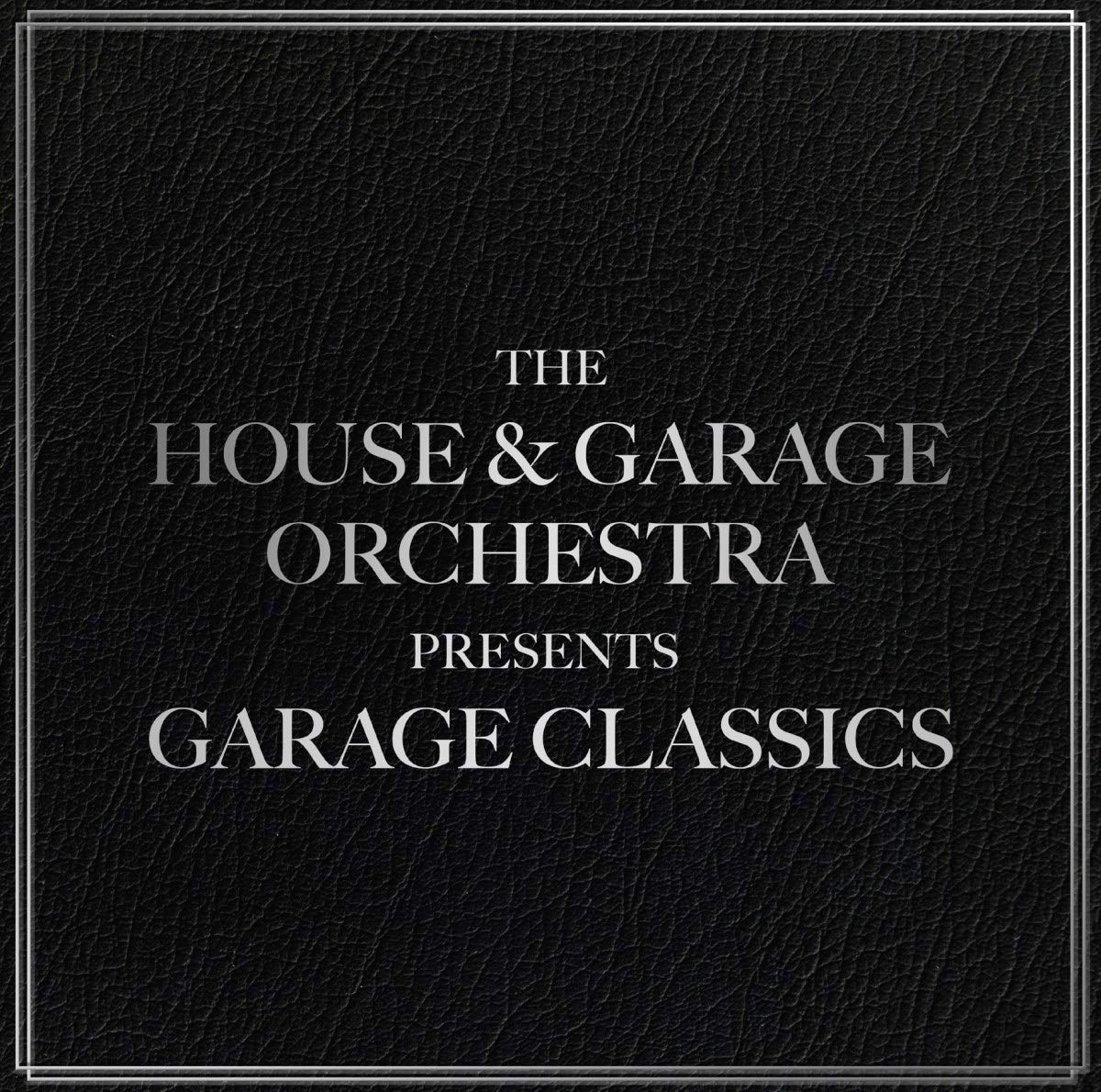 CD : House & Garage Orchestra - Garage Classics (United Kingdom - Import)