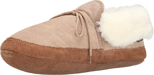 Old Friend Footwear Men/'s /& Women/'s Soft Sole Bootee Chestnut 481192