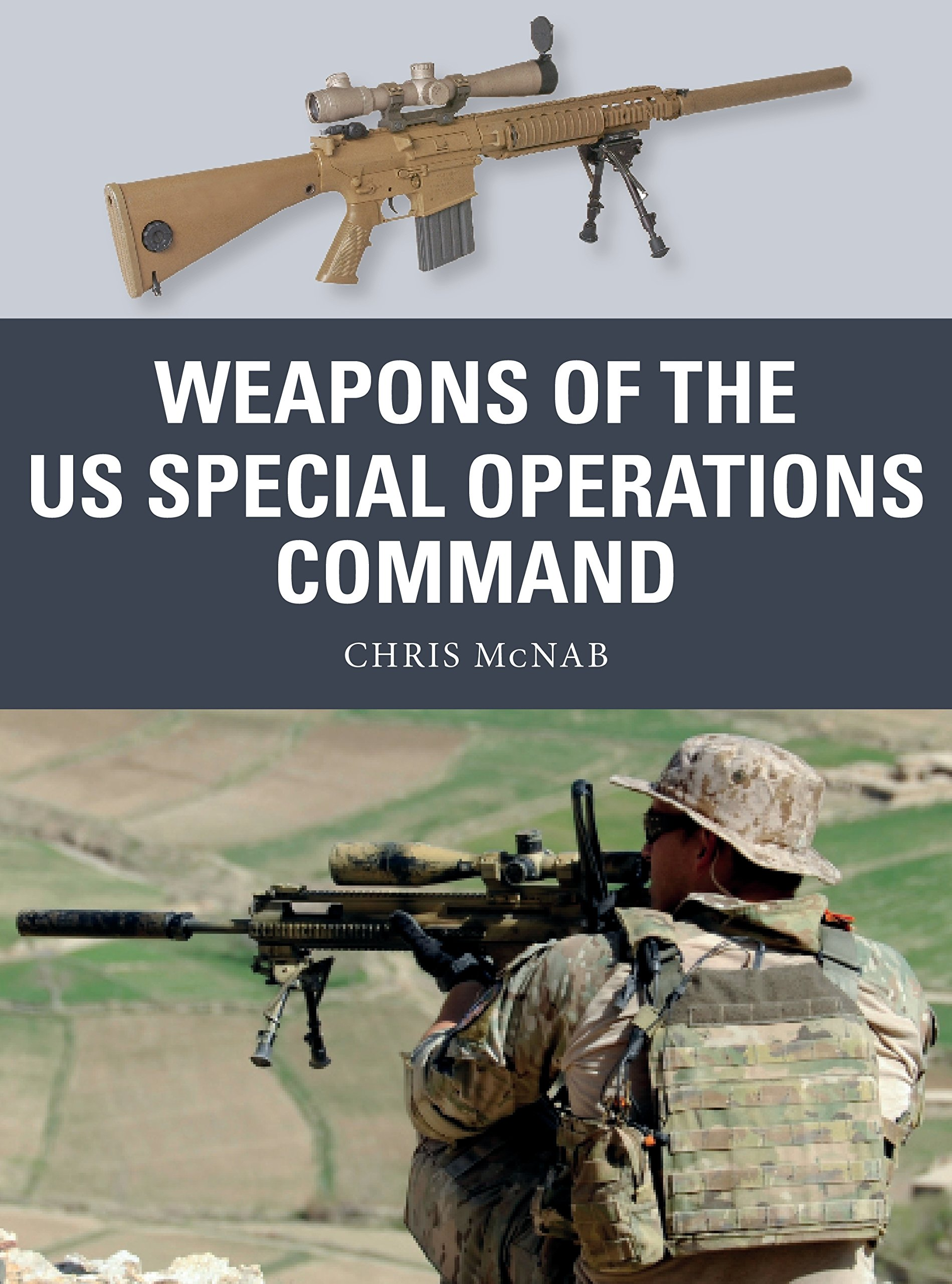 amazon weapons of the us special operations command chris mcnab