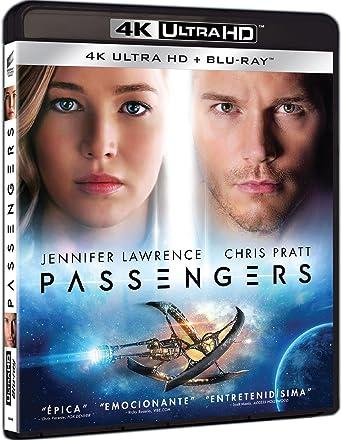 Passengers (4K UHD + BD) [Blu-ray]: Amazon.es: Jennifer Lawrence ...