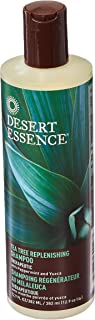 product image for Desert Essence Tea Tree Daily Replenishing Shampoo, 12 Ounce - 6 per case.