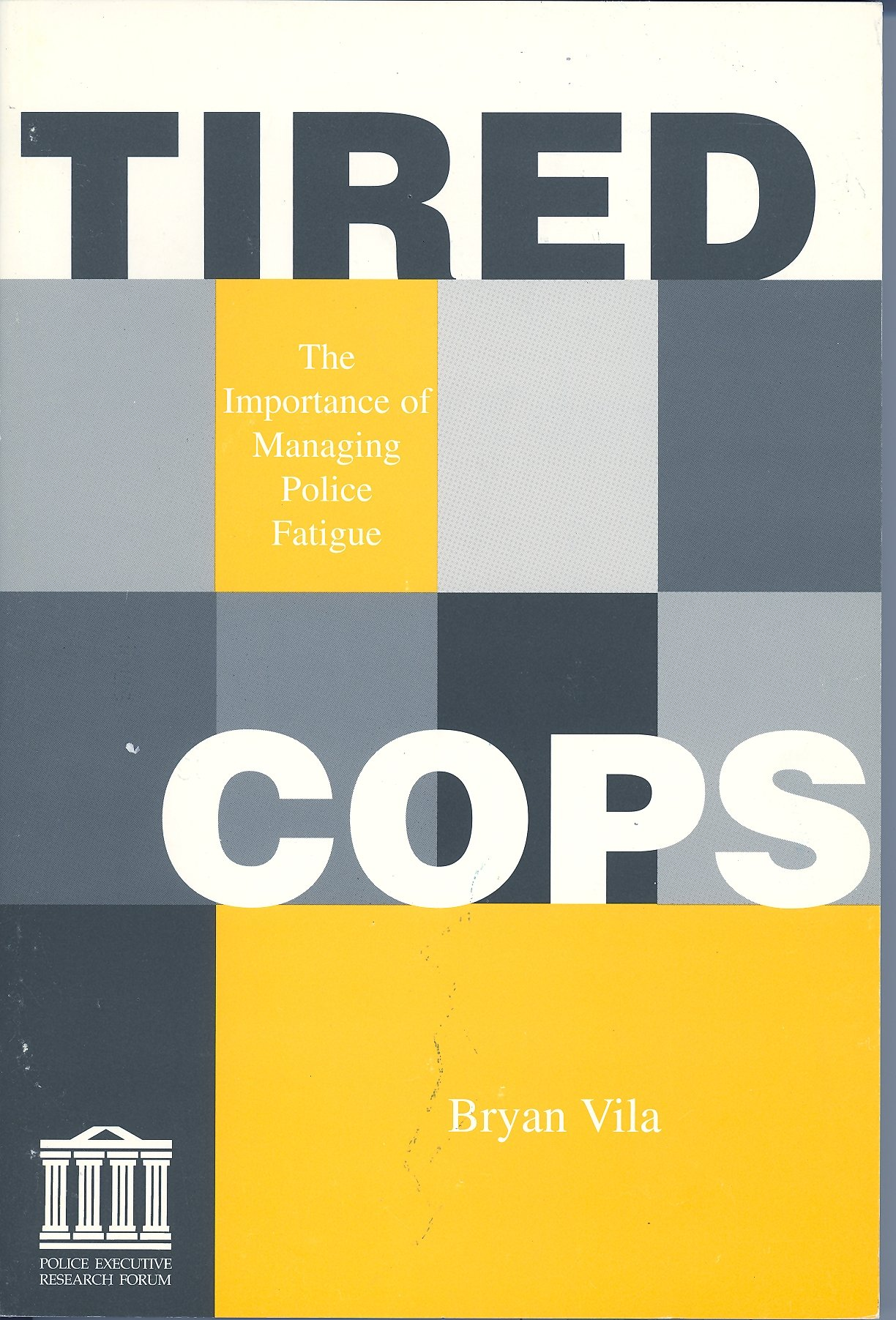 Tired cops: The importance of managing police fatigue pdf epub