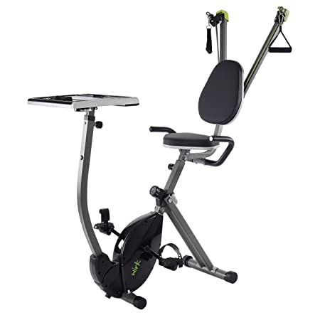 WIRK Ride Exercise Bike, Workstation Strength System