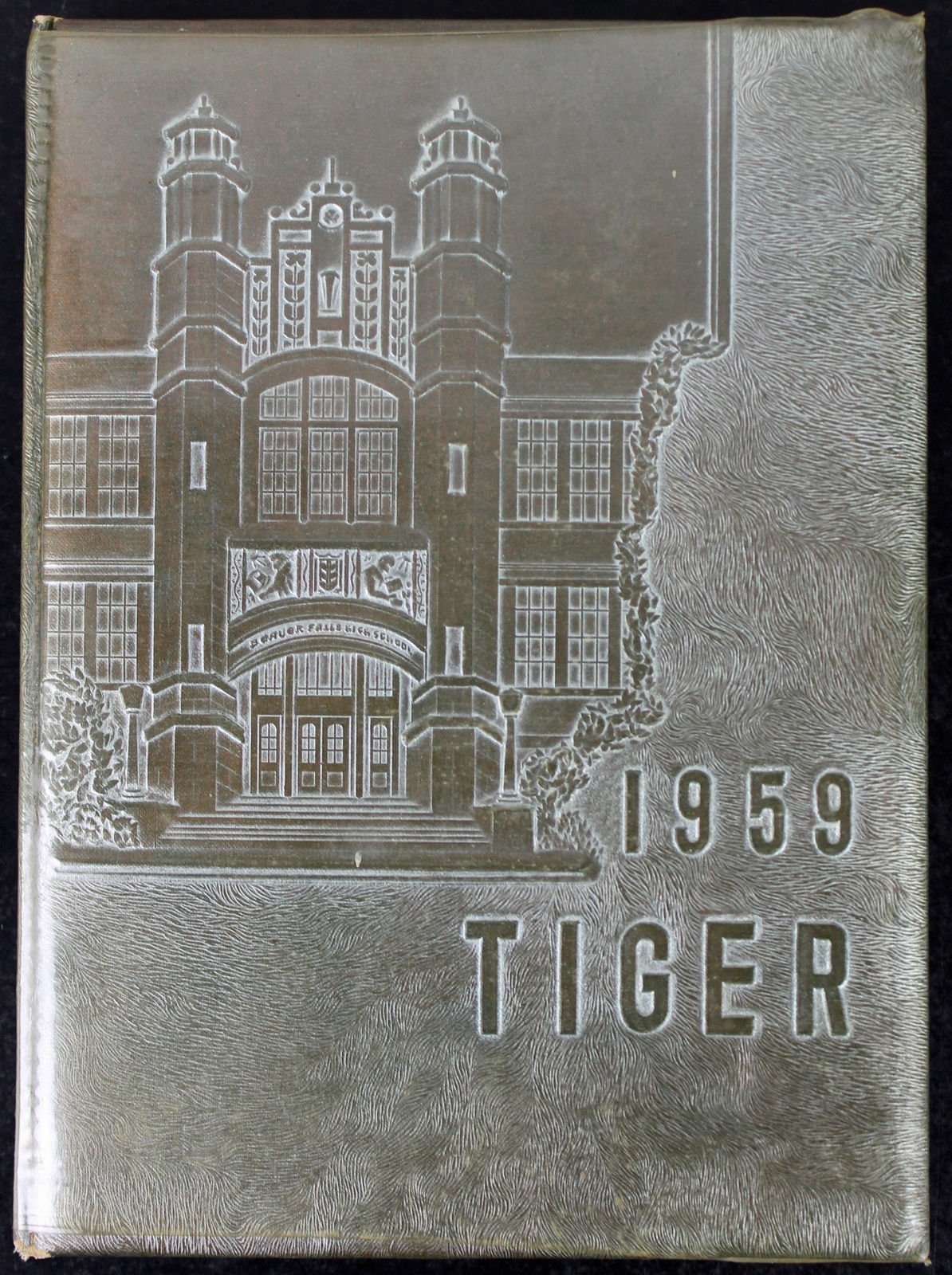 Jets Joe Namath Authentic Autographed Signed Memorabilia 1959 Tiger High School Yearbook PSA/DNA #Z05331
