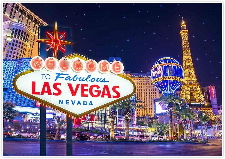 Zhy Casino Theme Backdrop 7X5FT Las Vegas Arya Casino Party Photography Background YouTube Photo Studio Prop Customize 961