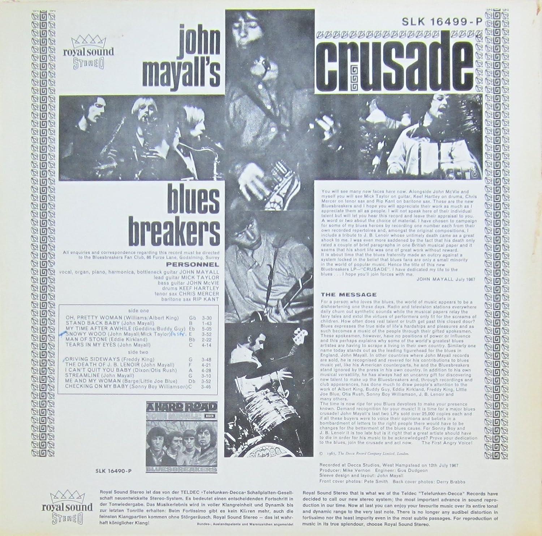Crusade [Vinyl LP] [Schallplatte]: Amazon.co.uk: Music
