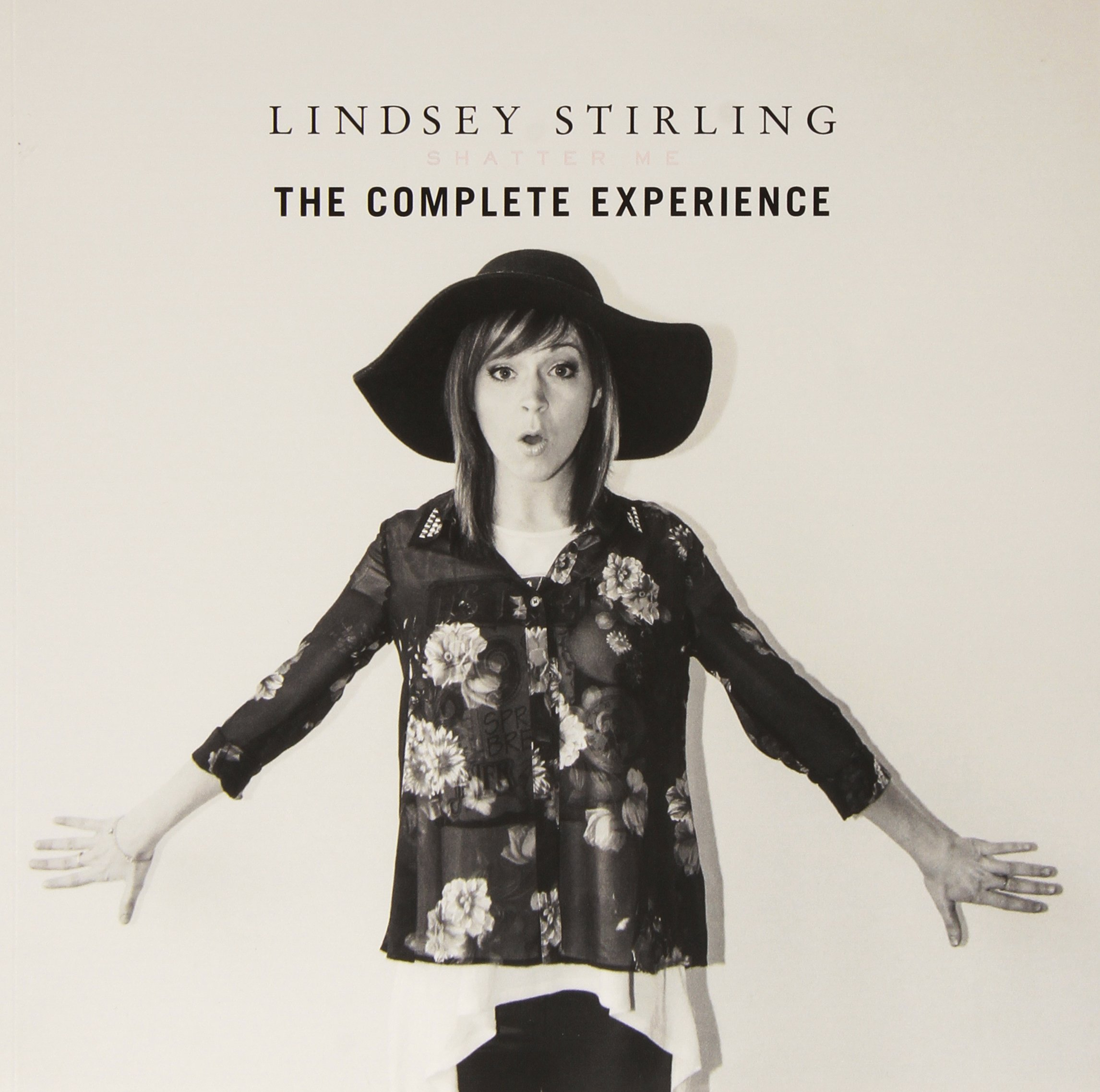 Lindsey Stirling Shatter Me: The Complete Experience-Zinepak -Limited( Audio CD and vinyl )