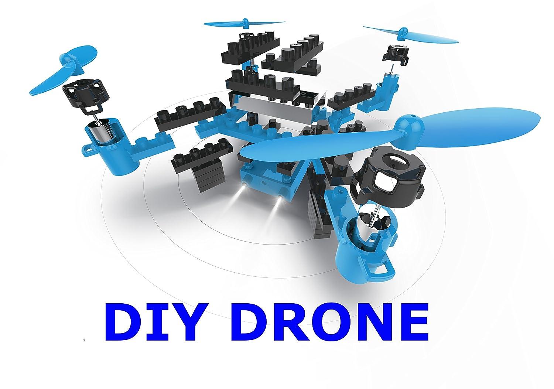 DIY componentes de Top Race, 2,4 GHz Drone de control remoto (TR ...