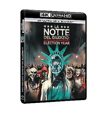 La Notte Del Giudizio Election Year (2016) Full Blu Ray UHD 4K ITA ENG DTS HD MA TRL