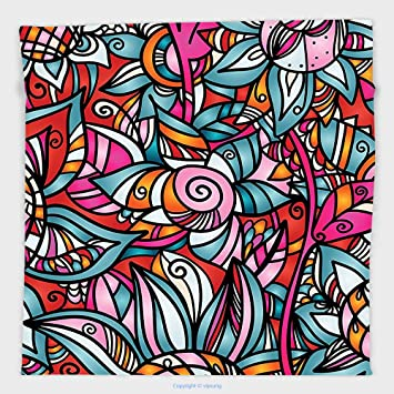 Perfekt Vipsung Mikrofaser Ultra Soft Hand Towel Abstract Decor Geometrischen  Moderne Cool Malerei Wie Künstlerischen DESIGN