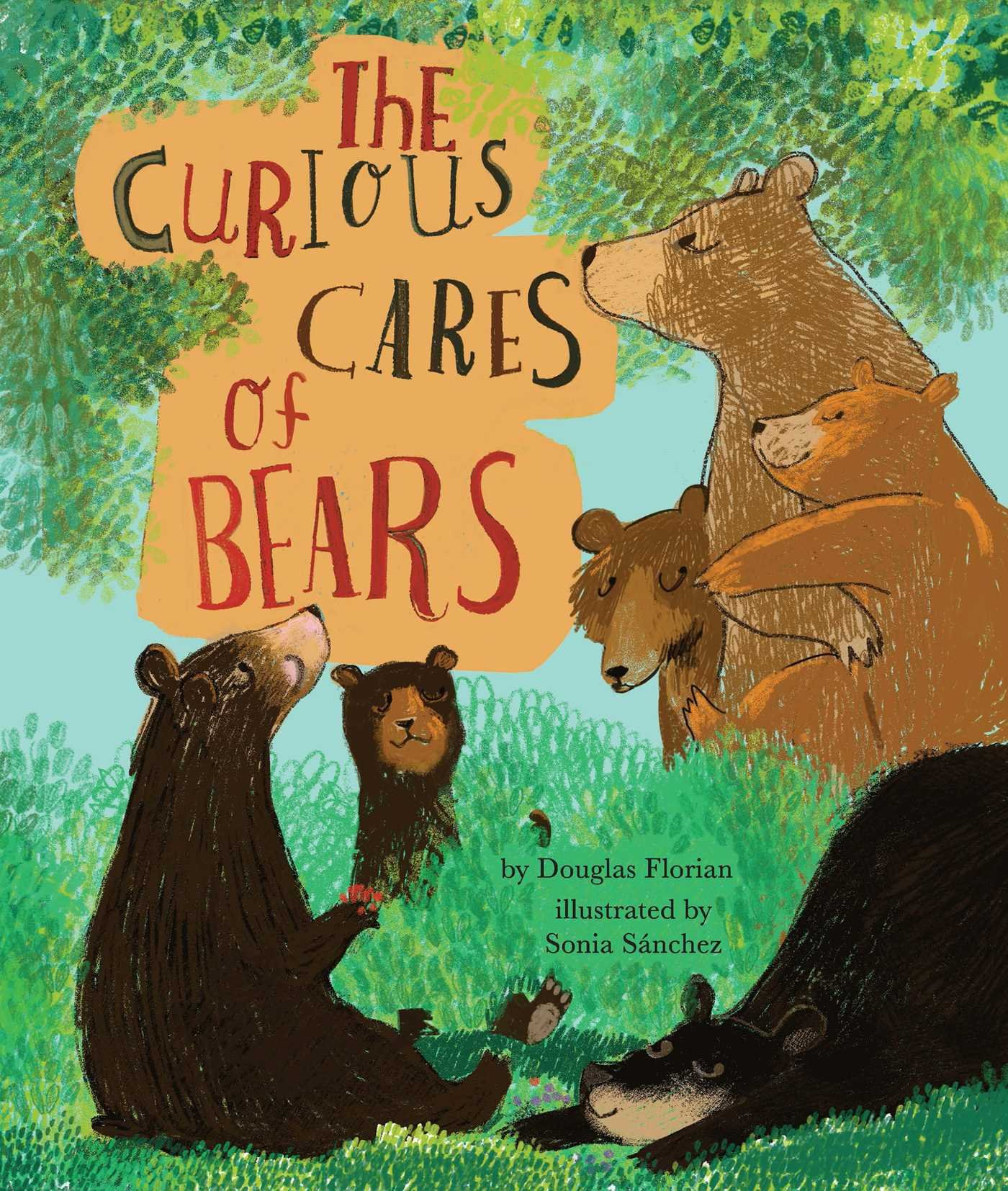 Download The Curious Cares of Bears (Mini Bee Board Books) ebook