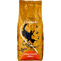 Consuelo Gran Crema Café en grano italiano, 1