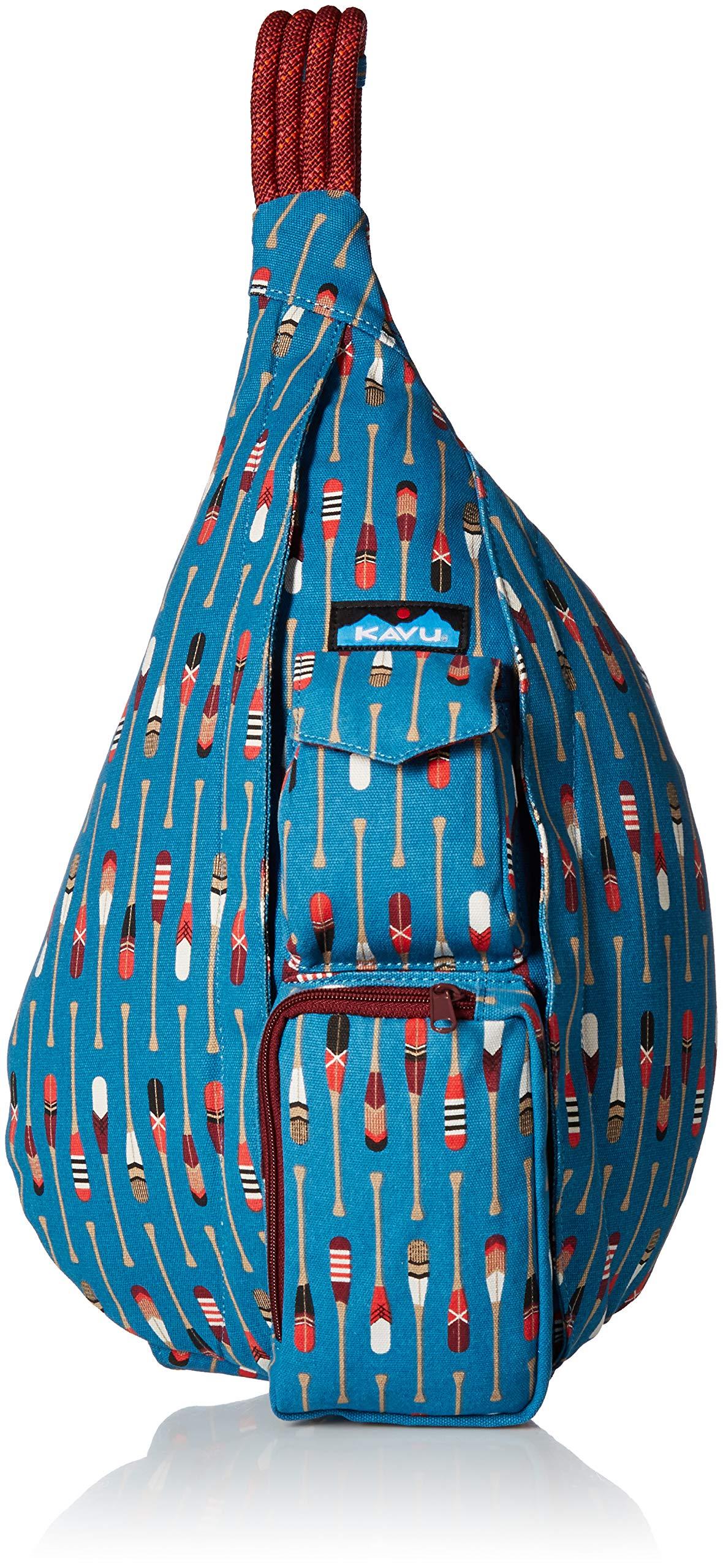 KAVU Women's Rope Bag Outdoor Backpacks, One Size, Row House