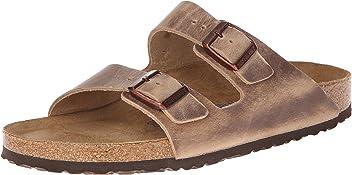 9ad033dd0d1 Birkenstock Arizona Oiled Leather Habana Sandals