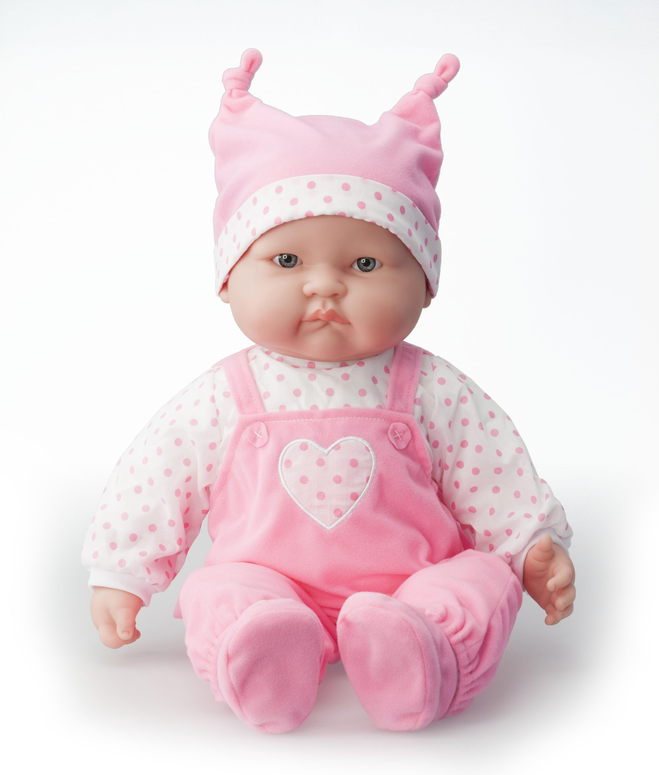 Jc Toys Lots To Cuddle Babies 20 Inch Pink Soft Body