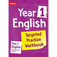 Year 1 English Targeted Practice Workbook: Ideal for Use at Home