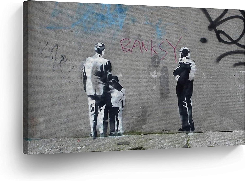 Banksy Graffiti Art Canvas Wall Picture Art Print Canvas Print Photo Canvas