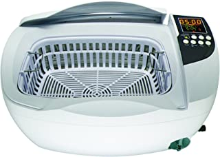 James Products Ultra 8060 Large Capacity Ultrasonic Cleaner (3L Tank, Heater, De-Gas, Drain Tap)