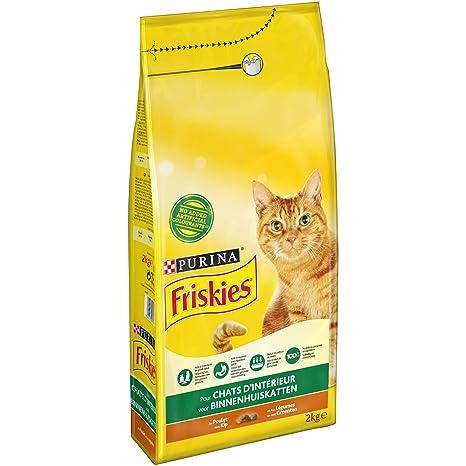 Friskies Comida para Gato característica del Animal a Escoger