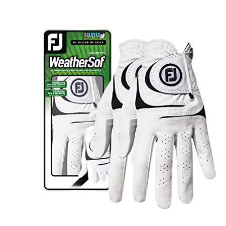 New Improved FootJoy WinterSof Women s Golf Gloves 1 Pair- Left Right 1 Glove in Golf Medium Large