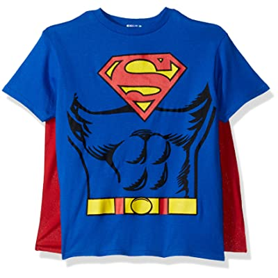 Rubie's DC Comics Superman Child's Costume T-Shirt, Small: Toys & Games