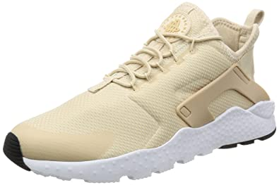 5bcfab46031 Nike Shoes - W Air Huarache Run Ultra beige white black  Amazon.co ...