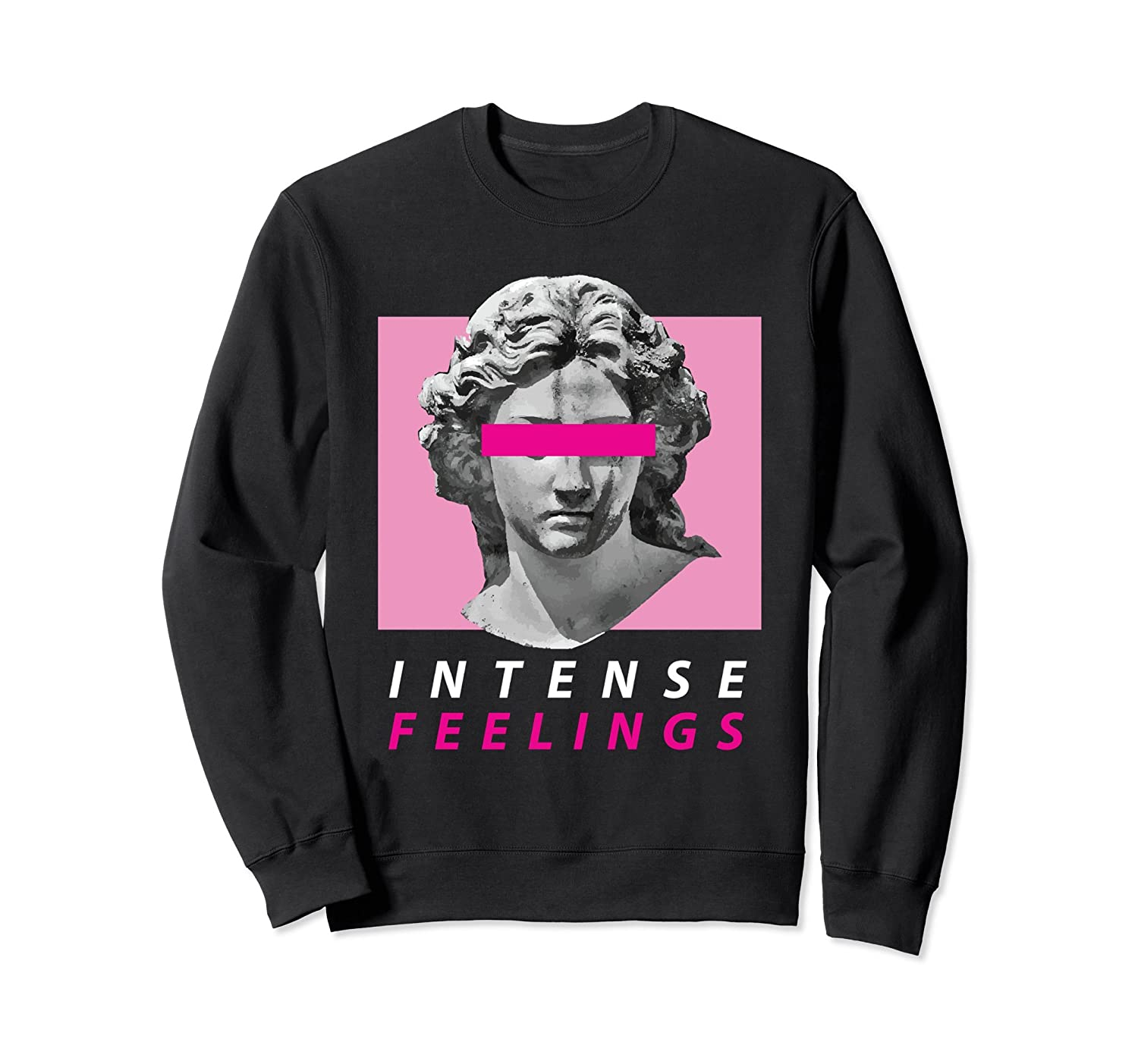 Aesthetic Vaporwave Sweatshirt Retro 1980s 1990s Otaku-TH